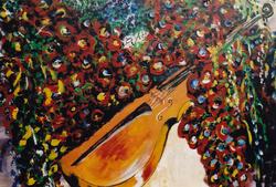 "Jozsef Burge "" Violin """
