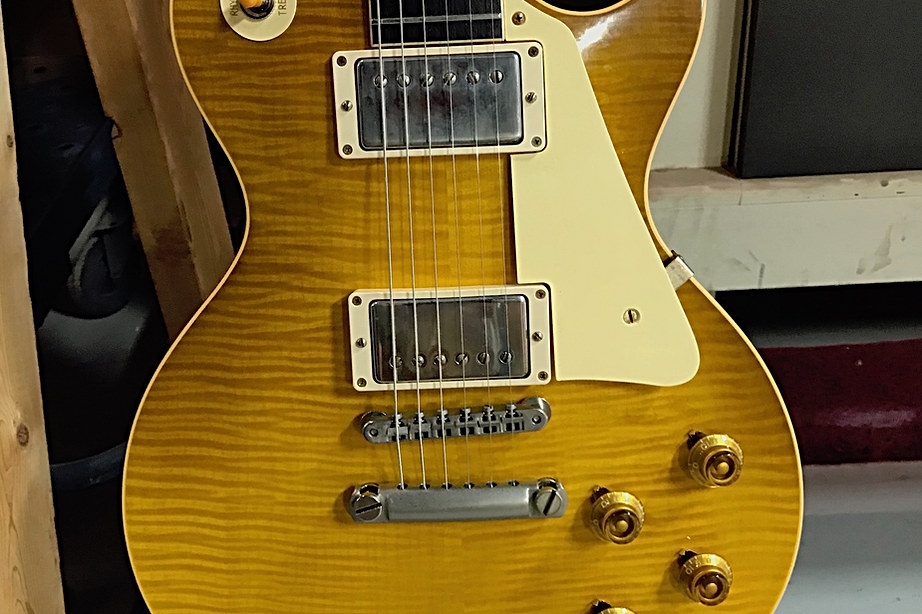 From Gibson Custom Nashville