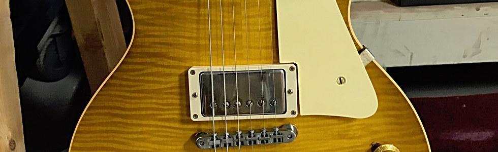 From Gibson Custom Nashville