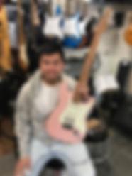 Suhr Custom Order From Westcoast Guitars Canada