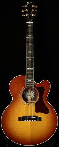 2019 Gibson Parlor Rosewood Avant Garde