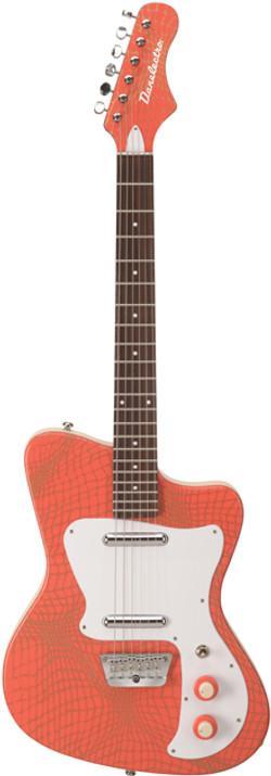Danelectro '67 Heaven Orange (Alligator)