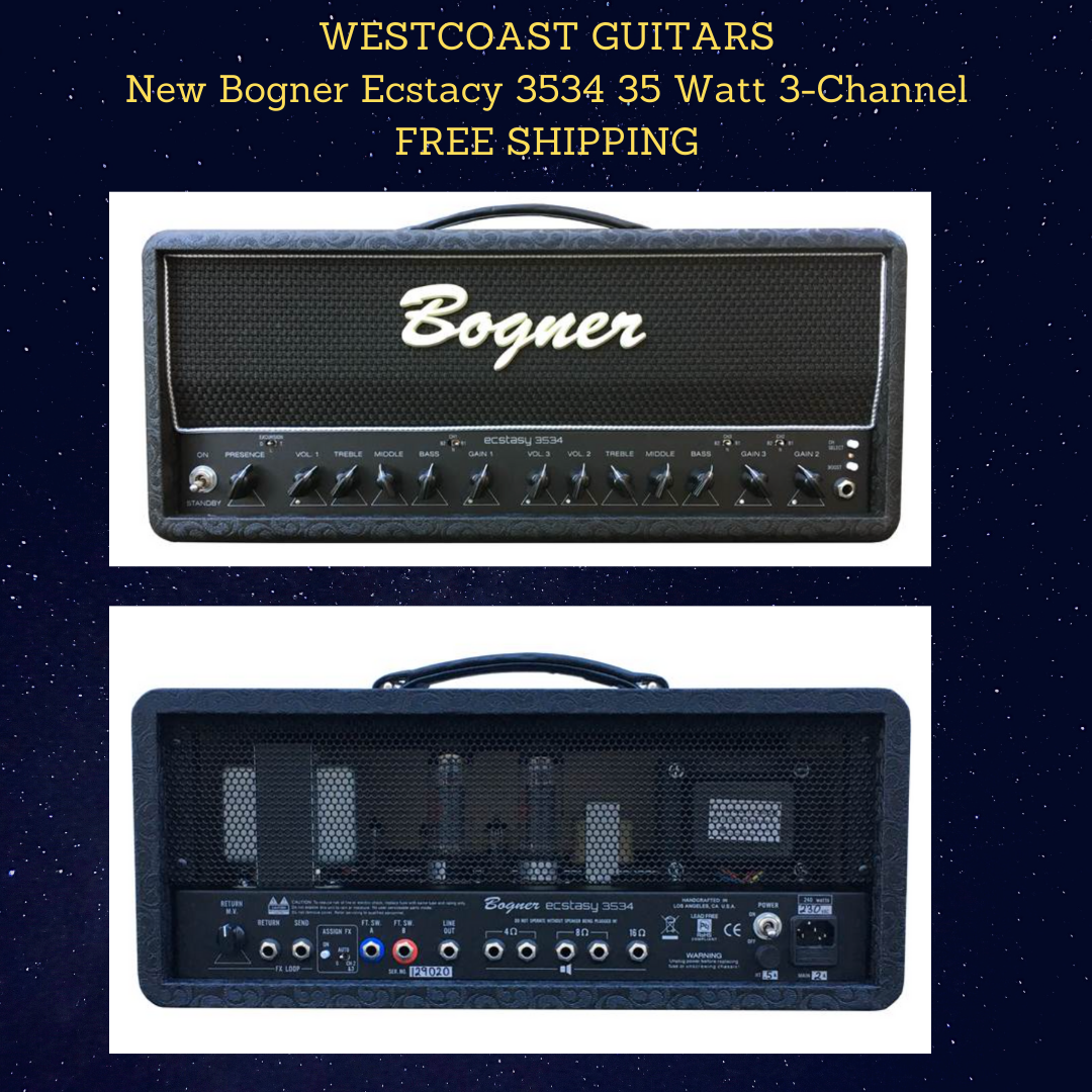 Bogner Ecstacy 3534 Ready To Ship