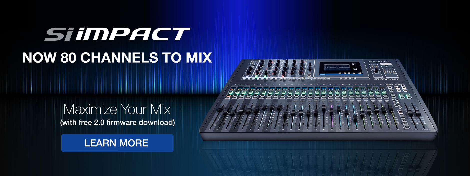 Soundcraft Si iMPACT Mixers