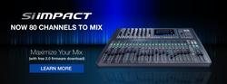 Soundcraft Si iMPACT Mixers