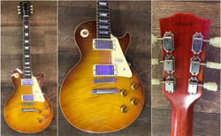 #982325 1959 Les Paul Gibson Custom Shop 2018
