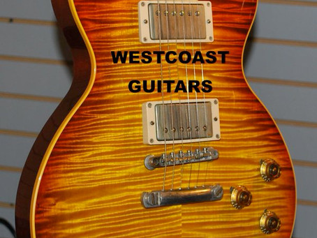 Westcoast Guitars Voted Best Guitar Store In Canada 2017