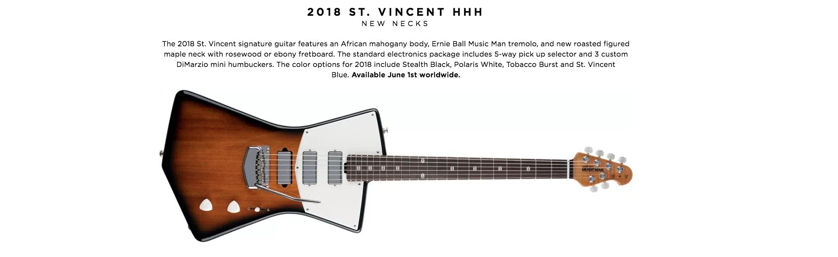 2018 ST. VINCENT HHH