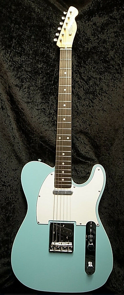 Tokai ATE 106 B Double Bound Sonic Blue