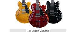 Gibson Memphis Dealer Canada