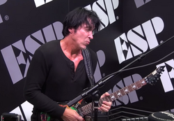 George Lynch at NAMM 2017   1