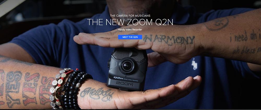 zoom, dealer, canada, online, sales, Q2N, Q4N, Q8, H1, H2N, H4N Pro, H5, H6, IQ7,