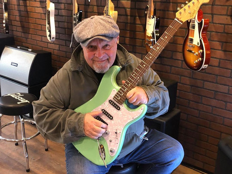 Tokai Guitars Canada Artist Brian Holden