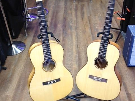 NEW HALCYON HAND MADE  SOLD ACOUSTICS JUST ARRIVED !  SOLD
