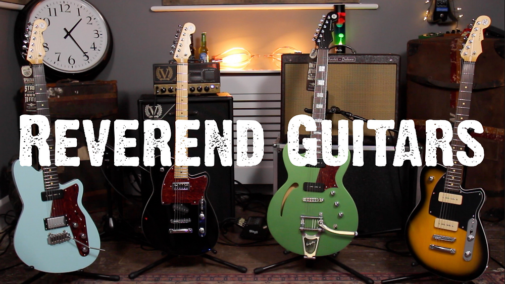 Reverend Guitars Dealer Canada Shipping Best Price