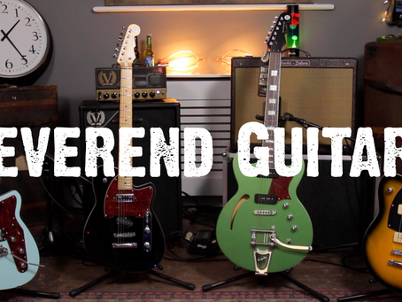 Reverend Guitars Dealer Canada Wide Shipping Westcoast Guitars