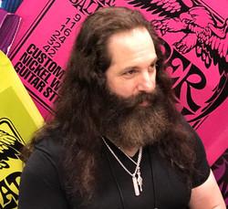 John Petrucci Ernie Ball Canada