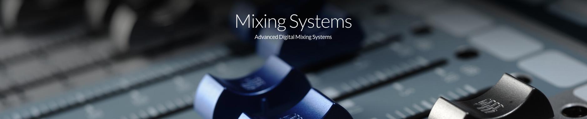 Presonus Mixing Systems