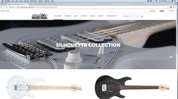 Ernie Ball Silhouette Collection