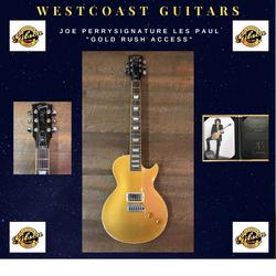 Gibson Joe Perry Signature Gold Rush Acc