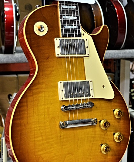 1958 Les Paul New Arrivals From Gibson Custom Shop Call 604 682 4422