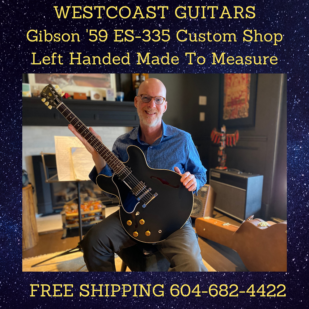 Order Your Dream Gibson Guitar Left Hand No Extra Charge and FREE SHIPPING ALWAYS 604 6824422