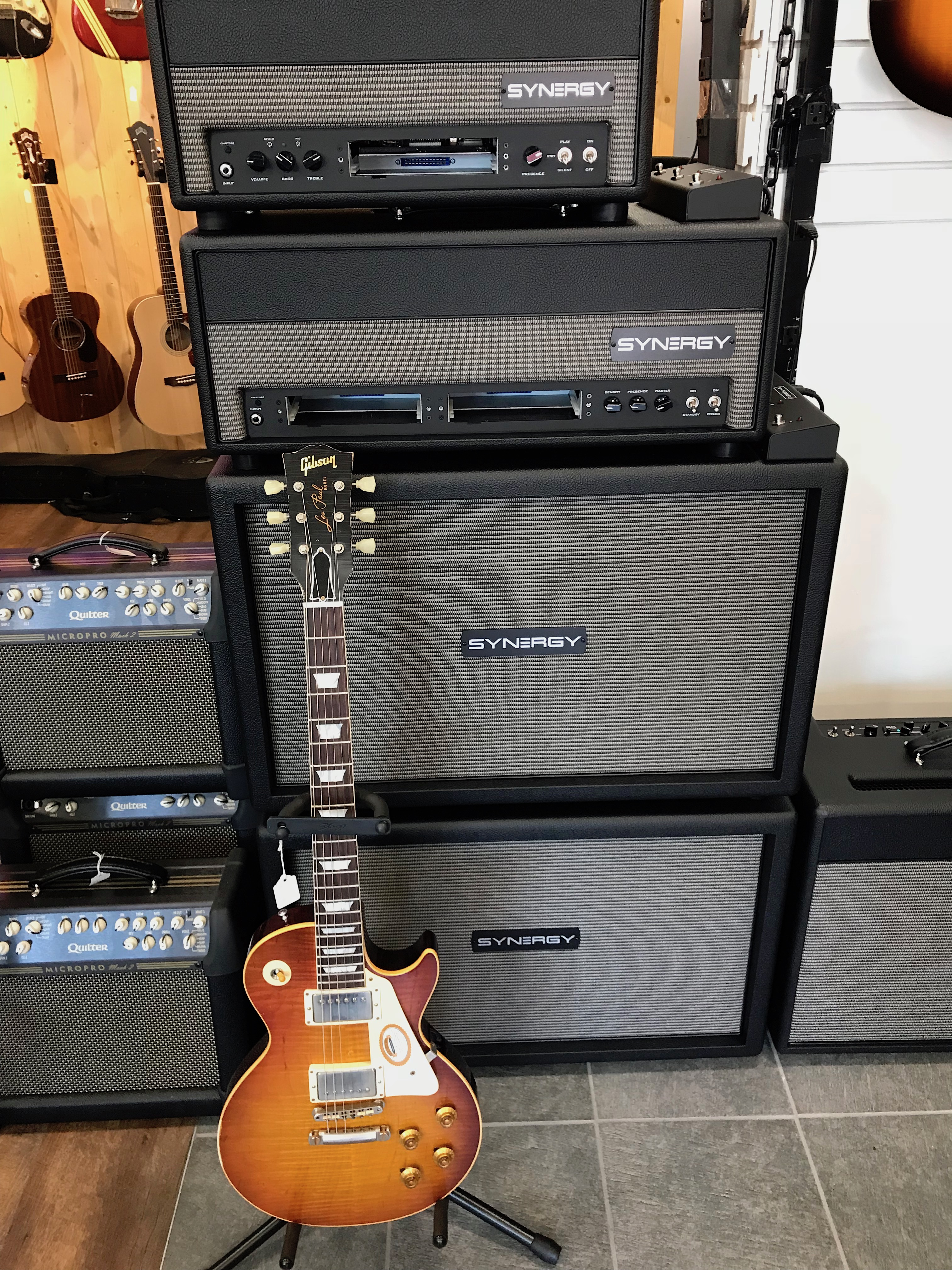 Synergy Amps & Modules Westcoast Guitars Canada