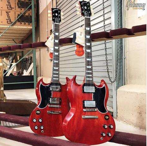 Gibson Custom 2018 Historic SG