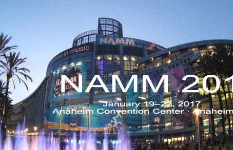Westcoast Guitars At Biggest, Best, Music Expo In The World NAMM 2017
