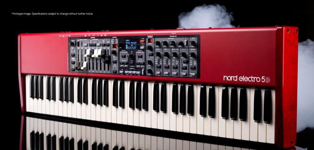 Nord Dealer Vancouver Electro 5