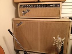 Fender Tremolux Blonde