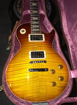 2019 59 Lee Roy Parnell AAA Flame