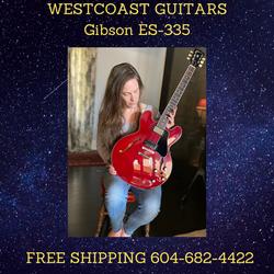 Gibson Artist Rhea 2021 ES-335