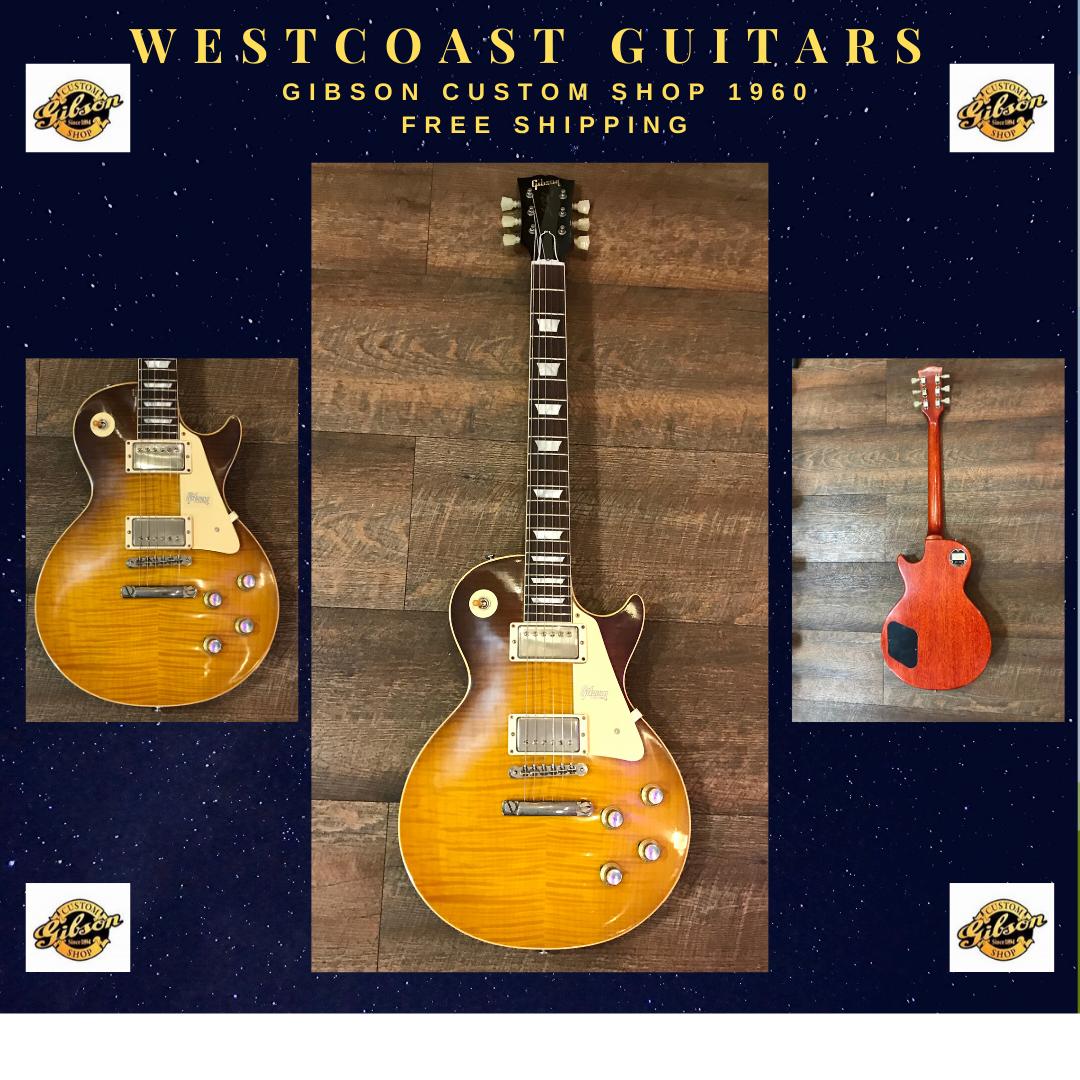 Gibson Custom Shop 1960 Les Paul Std