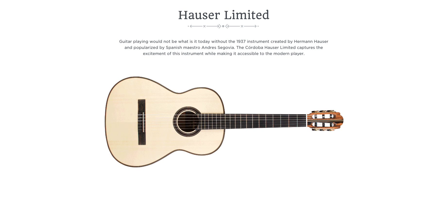 Cordoba Hauser Limited  Dealer
