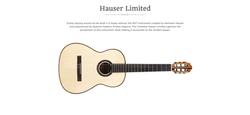 Cordoba Hauser Limited  Dealer
