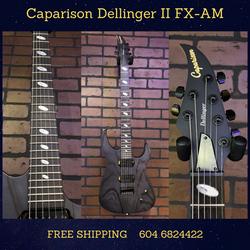 Caparison Dellinger II FX-AM