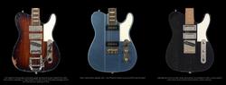 b3 Guitars by Gene Baker Dealer Canada
