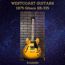 1975 Gibson ES-335