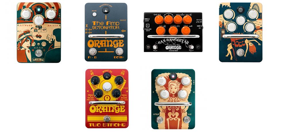 orange, amplifiers, dealer, vancouver, canada, effects, pedals, best, online,