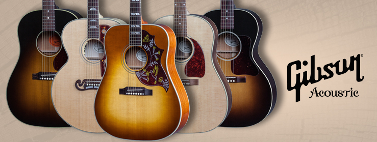 Gibson Acoustic Dealer Canada