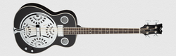 RESONATOR ACOUSTIC_ELECTRIC BASS - CBK