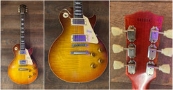 982324 59 Les Paul Gibson Custom Shop