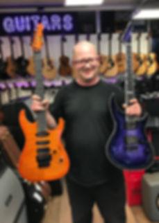 ESP E-ii dealer canada's best guitar store westcoast guitars vancouver online shippin quality japan made