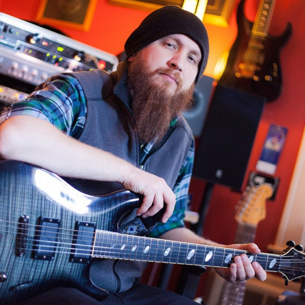Caparison Joel Stroetzel of Killswitch Engage