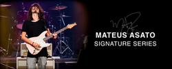 SUHR GUITARS DEALER CANADA MATEUS ASATO SIGNATURE