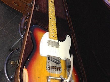 Another Amazing Bill Nash Guitar from Westcoast Guitars Vancouver