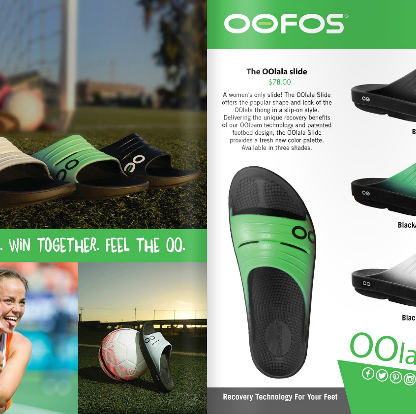 OOFOS 4