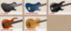 best esp guitars canada dealer westcoast guitars vancouver shipping signature japan made E-II USA george lynch kirk hammett
