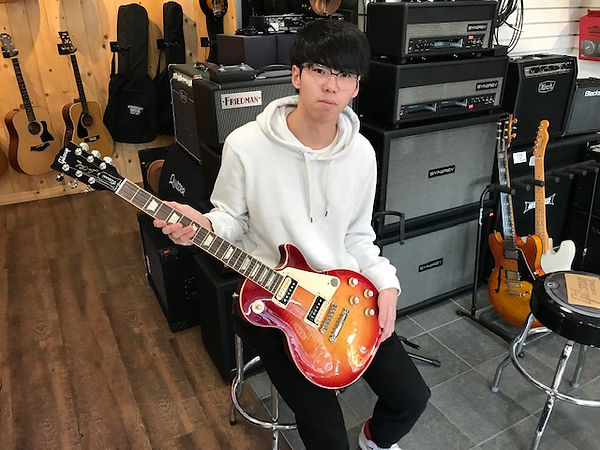 Gibson Artist Chris 2019 Les Paul Classic